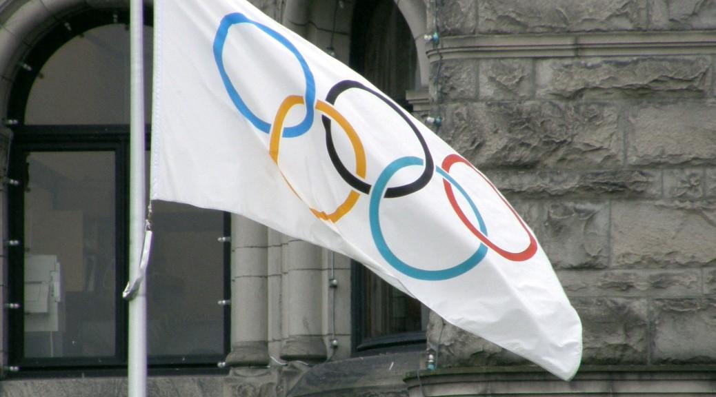 Olympia Fahne