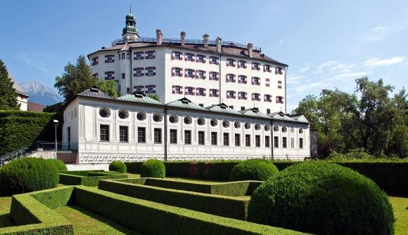 Schloss Ambras in Tirol