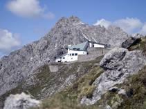 Alpenlounge Seegrube auf der Nordkette in Tirol